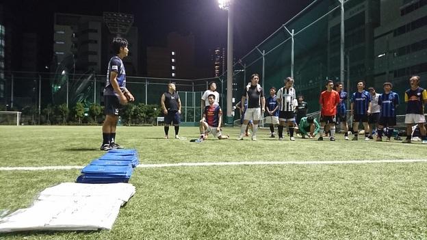 第25回 TRE2030大人のサッカースクール(小石川) @      小石川運動場 | 文京区 | 東京都 | 日本