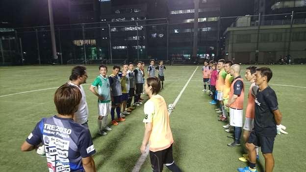 第2回 TRE2030大人の8人制サッカー大会 @ 小石川運動場 | 文京区 | 東京都 | 日本