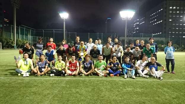 第26回 TRE2030大人のサッカースクール(小石川) @ 小石川運動場 | 文京区 | 東京都 | 日本